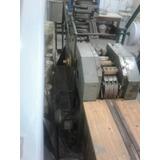 Maquina Para Fabricar Guardanapo Tv 14x14 Suporte 03 Bobina
