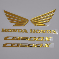 Adesivo Faixa Alto Relevo Tuning Moto Honda Cb 500 X Cb500x