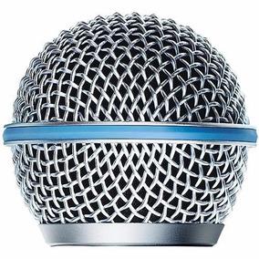 Rejilla Para Microfono Shure Sm58