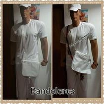 Santeria, Pijamas Blancas Caballero