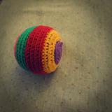 Pelotas Artesanales De Crochet Para Malabares Circo A Pedido