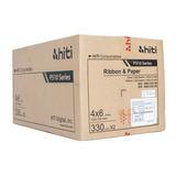 Hiti Bobinas Y Ribbon Para Impresoras 510 En 10x15-4x6