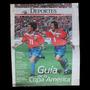 ¬¬ Revista Fútbol Guía Copa América 1999 Diario El Mercurio