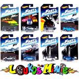 Hot Wheels Set Velozes Furiosos Fast Furious Walmart 2017