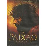 Dvd Filme - A Paixão De Cristo (legendado/lacrado)