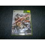 Soul Calibur V Nuevo Para Xbox 360,excelente Titulo,checa