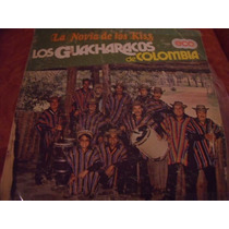Lp Los Guacharacos De Colombia, Envio Gratis
