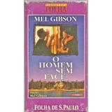 123 Fvc- Vhs Filme- 1993 O Homem Sem Face- Drama- Legendado