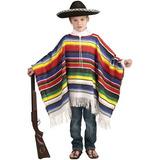 Disfraz Para Niño Foro Novedades Mexicana Del Poncho Costum