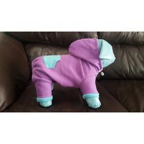 Mameluco Morado Con Azul Bi Color Para Perro