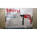 Taladro Impacto De 1/2 500w Takima Tkid-13-j