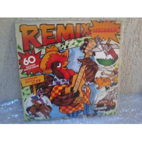 Lp Vinil Sertanejo Remix 60