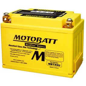 Bateria Motobatt Mbtx9u Ytz14s Yamaha Xvs950 A Midnight Star