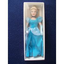 Princesas Disney De Porcelana, La Cenicienta, Nuevo