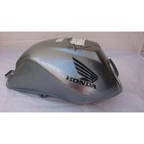 Tanque Combustível Honda Fan Mix 150 Prata Reformado