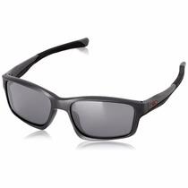 Oakley Ferrari Chainlink Matte Steel / Black Iridium