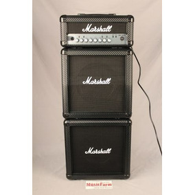 Amplificador Profesional Microstack De 15 Watts Marshall