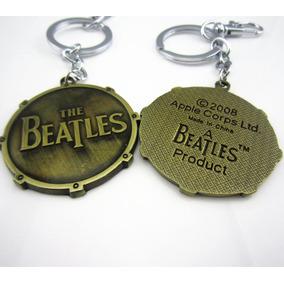 The Beatles Chaveiro 4,5 Cm - Metal - Oficial Apple 2008