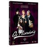 Os Miseráveis - Minissérie Em 2 Dvds - Gérard Depardieu
