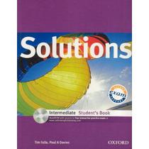 Solutions - Intermediate Student