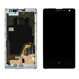 Frontal Display Lcd Tela Touch Nokia Lumia 1020 Original