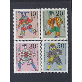Alemanha Fed.1970 Marionetes Serie Nova