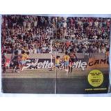 Poster Copa De Oro 1980-1981 Uruguay 2 Brasil 1 Imperdible..