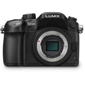 Panasonic Lumix Dmc Gh4 4k Mirrorless Camera