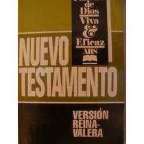 Nuevo Testamento{versión Reina-valera} Revisión 1960
