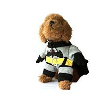 Disfraz Para Perro Disfraz De Batman