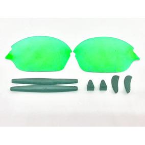 30783ea213fdf Lente Varejeira Borracha Verde Oakley Mars - Óculos no Mercado Livre ...