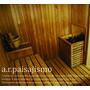 Baño Sauna Seco Madera Para 2 Para Intemperie O Interno