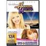 Dvd+cd Karaoke Hannah Montana O Filme Miley Cyrus