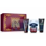Versace Crystal Noir Set Edt X50 Orig. Con Caja Nkt Perfumes