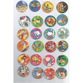 Figurinha Tazo Elma Chips Looney Tunes - Escolha Unidade