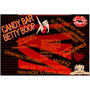 Kit Imprimible Candy Bar Betty Boop!! Muy Completo!! 2x1!!