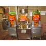 Maquina Exprimidora De Naranjasgt-4000importaciones Leong.l