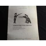 Versos Fusilamiento Pena Muerte Chile - Maximiliano Salinas