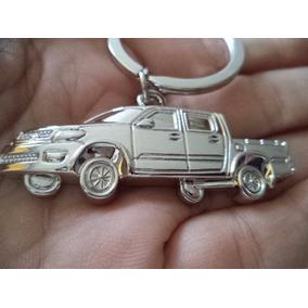 Camioneta Pick Up Precioso Llavero Metalico 0889