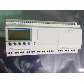Plc Telemecanique Schneider Sr3b261fu Zelio Y Expansion