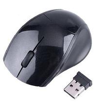 8 - Mini Mouse Óptico Sem Fio Wireless 2.4g P Notebook E Pc