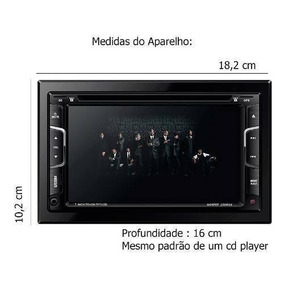 Dvd Automotiv 2din Napoli 7335t,gps,tv Digital,bth,camera Ré