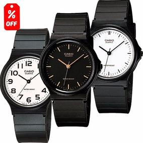 Reloj Casio Mq24 - Resistencia Al Agua - 100% Original Cfmx