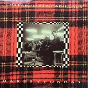 Cd Los Fabulosos Cadillacs Bares Y Fondas