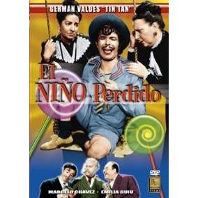 Dvd Comedia German Valdez Tin Tan Y El Niño Perdido Tampico