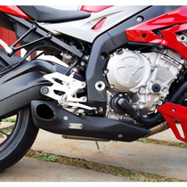 Escape Esportivo Bmw S1000r Naked- Willy Made Firetong