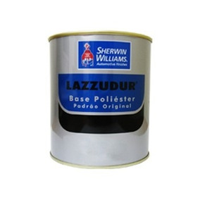 Tinta Automotiva Poliéster Azul Unique Metalico Vw 900ml