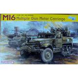 Dragon 1/35 Semioruga M 16 Multiple Gun Motor Carriage