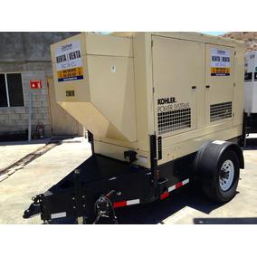 Generador De Luz Kohler 26 Kw Renta/ Venta Vendido