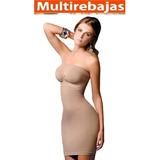 Fajas Faja Colombiana Levantacola Y Senos Para Vestido Falda
